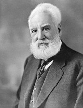 Make Alexander Graham Bell Picture Quote