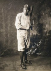 Babe Ruth Picture Quotes