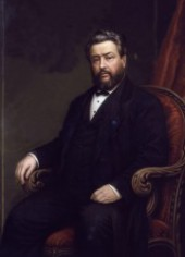 Charles Spurgeon Picture Quotes