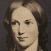 Make Charlotte Bronte Picture Quote