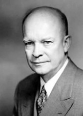 Make Custom Dwight D. Eisenhower Quote Image