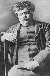 Picture Quotes of Gilbert K. Chesterton