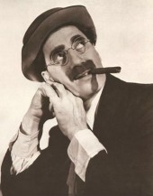 Success Quote by Groucho Marx