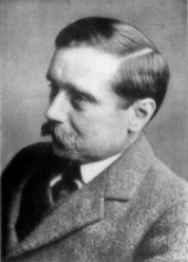 H. G. Wells Picture Quotes
