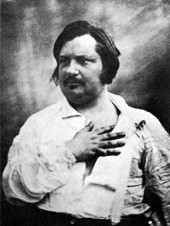 Make Honore De Balzac Picture Quote
