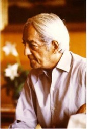Make Jiddu Krishnamurti Picture Quote