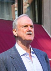 John Cleese Picture Quotes
