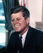 Make Custom John F. Kennedy Quote Image