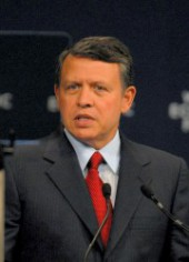 King Abdullah II Picture Quotes