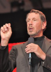 Larry Ellison Quote Picture