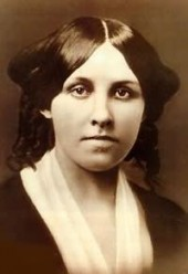 Louisa May Alcott Quote Picture