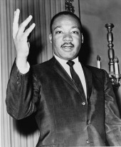 Famous Sayings and Quotes by Martin Luther King, Jr.