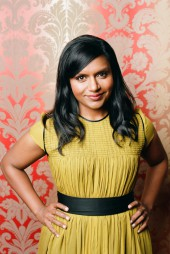 Inspirational Quote by Mindy Kaling