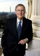 Mitch McConnell Picture Quotes