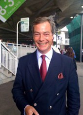 Nigel Farage Quote Picture