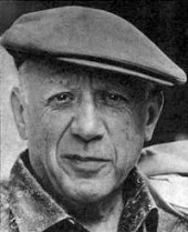 Picture Quotes of Pablo Picasso