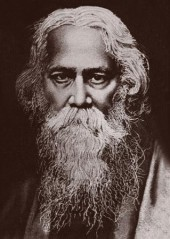 Rabindranath Tagore Picture Quotes