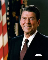 Make Ronald Reagan Picture Quote
