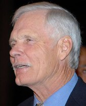 Inspirational Quote by Ted Turner
