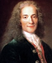 Picture Quotes of Voltaire