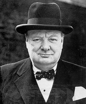Picture Quotes of Winston Churchill