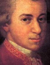 Wolfgang Amadeus Mozart Quote Picture
