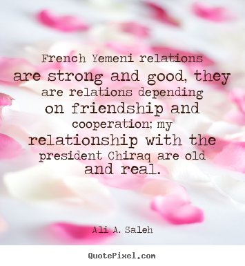 indian french relationship quotes