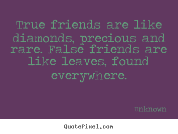 rare friendship quotes