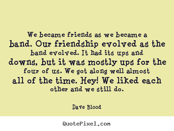 our friendship quotes