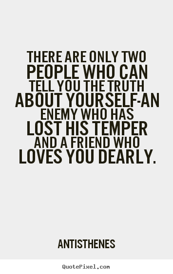 truth about people quotes