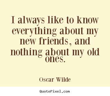 New Quotes About Friendship Pleasing Make Custom Picture Quotes About Friendship  I Always Like To