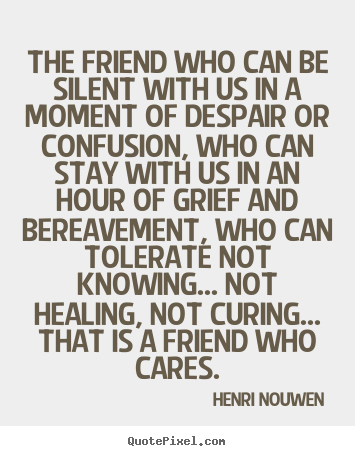 Picture Quotes From Henri Nouwen - QuotePixel