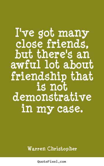 Friendship - Emerson Texts