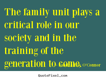 the role of the family in our modern society A society is a group of people related to each other through persistent relations such as social status, roles and social networks it allows its members to achieve needs or wishes they could not fulfil alone members of a society may be from different ethnic groups and cultures what are the major functions of a family.