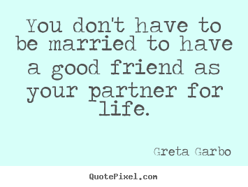 how to find a good life partner