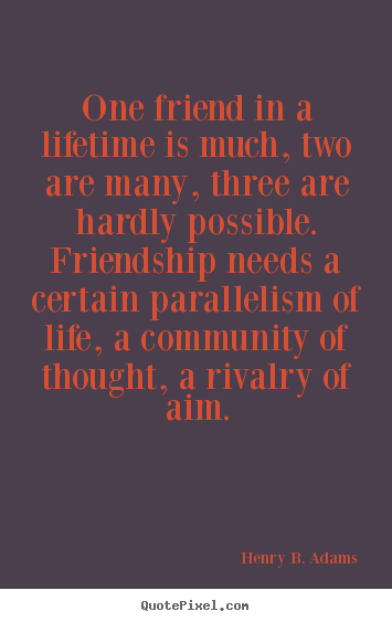 lifetime friendship quotes