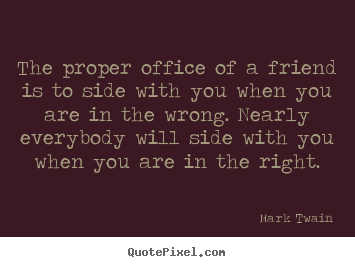 mark twain friendship quotes