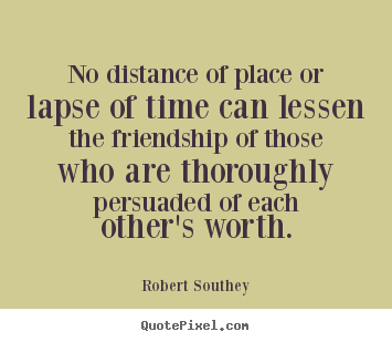 quotes about friendship and time