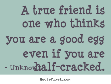 friendship quote: