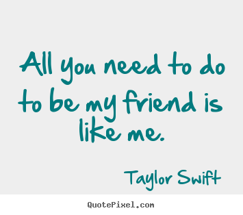 All About Friendship Quotes Custom How To Make Picture Quotes About Friendship  All You Need To Do