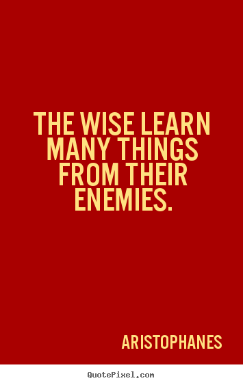 Enemies Quotes - Inspirational Quotes about Enemies