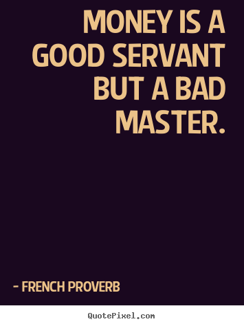 science is a good servant but a bad master Hence the tagline that prefaces the handbook: fire is a bad master but a good servant according to val charlton, the fynbosfire project aimed to embed the ifm system in wildfire management.