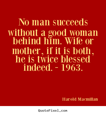 Design Your Own Picture Quotes About Inspirational No Man Succeeds