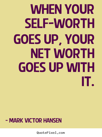 quotes about self worth - photo #20