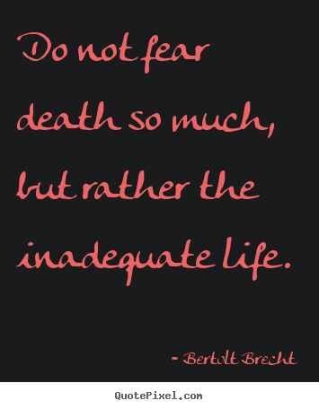 Bertolt Brecht Picture Quotes Quotepixel