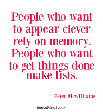 Quotes about inspirational - People who want to appear clever rely on..