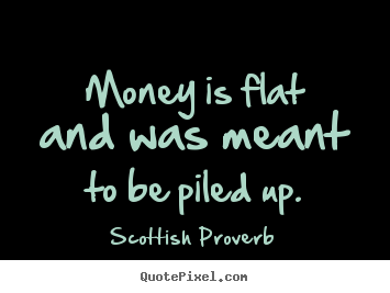 create your own picture quote about inspirational money