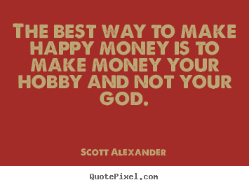 inspirational quotes money