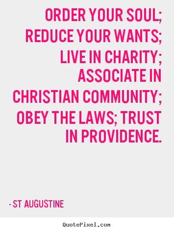 St. Augustine Love Quotes
