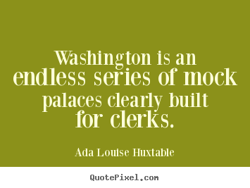 Ada louise huxtable quotes